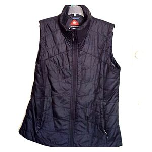 EUC Columbia OmniWick quilted puff vest XL